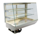 Built-in refrigerated display cases - BAK - BAK GS-173-70-E*)