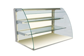 Kristall glass enclosure - open - GUK OR-80-70