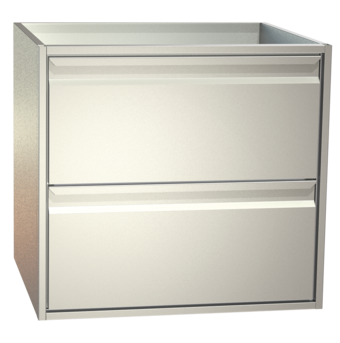 non-refrigerated cabinets - Gastronorm - S2 76-46