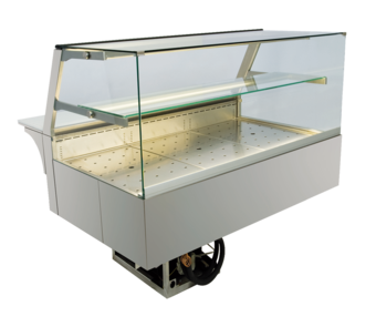 Snack-Line refrigerated display cases - COOL - COOL GE-128-80-E