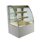 Open built-in refrigerated display cases - Gastro M1 - Green OR-80-70-Z PRO