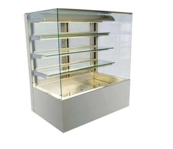 Open built-in refrigerated display cases - Gastro M2 - Gastro OE-80-87-Z PRO