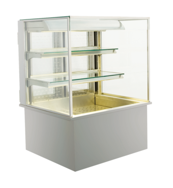Open built-in refrigerated display cases - Gastro M1 - Green OE-80-70-Z