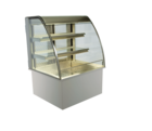 Open built-in refrigerated display cases - Gastro M1 - Green OR-80-70-Z