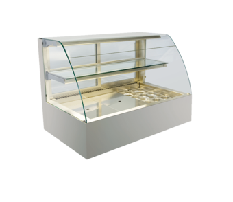 Open built-in refrigerated display cases - Gastro H1 - Gastro OR-51-53-Z PRO