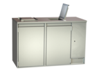 Waste coolers - for 120 or 240 litre bins - AKZ 103