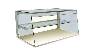Kristall glass enclosure - open - GUK OS-80-53