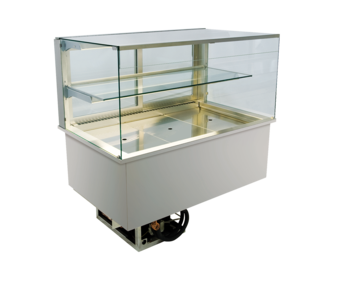 Open built-in refrigerated display cases - Gastro H1 - Gastro OE-51-53-E