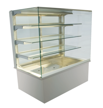 Built-in refrigerated display cases - Gastronorm - Gastro GE-80-87-Z