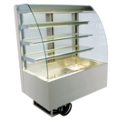 Open built-in refrigerated display cases - Gastro M2 - Gastro OR-80-87-E PRO