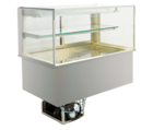 Open built-in refrigerated display cases - Gastro M1 - Green OE-112-53-E