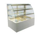Built-in refrigerated display cases with flaps - Gastro - Gastro GR-80-70-Z KL PRO*)