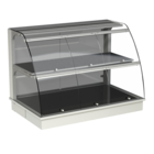Built-in heated display cases - Closed or with removal flaps - W GR-80-70 KL*)