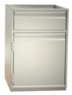 Non-refrigerated cabinets - Add-on cabinets - DL 35-85 L