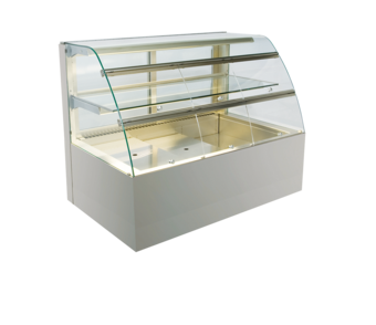 Built-in refrigerated display cases with flaps - Gastro - Gastro GR-80-53-Z KL PRO*)