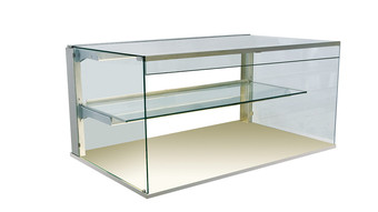 Kristall glass enclosure - open - GUK OE-80-53