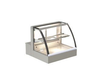 Countertop refrigerated display cases, insulated - Green AE - Green AR-80-67-E R290