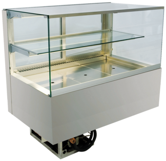 Built-in refrigerated display cases - Gastronorm - Gastro GE-80-53-E PRO*)