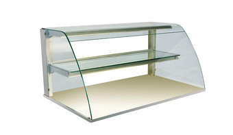 Kristall glass enclosure - open - GUK OR-80-53