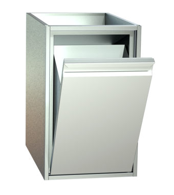 non-refrigerated cabinets - Gastronorm - MS 44-76
