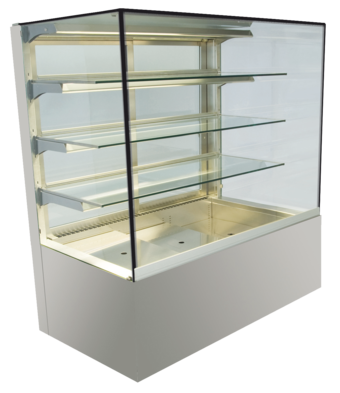 Built-in refrigerated display cases - Green - Green GE-145-88-Z PRO