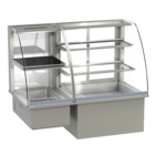 Built-in combination display cases - KGW - KGW GR-160-70-Z