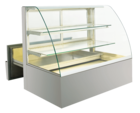 Built-in refrigerated display cases with cake drawer - BAK L - BAK L GR-92-68-Z