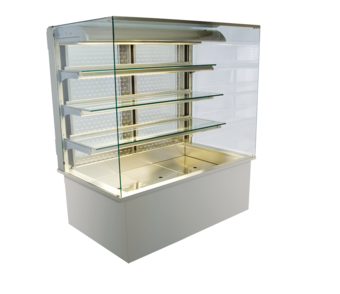 Open built-in refrigerated display cases - Gastro M2 - Gastro OE-112-87-Z