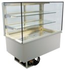 Built-in refrigerated display cases - Green - Green GE-145-71-E