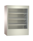Multideck beverage cabinets - with straight or inclined CNS intermediate shelves - FKR 80-RG