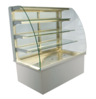 Built-in refrigerated display cases - Gastronorm - Gastro GR-80-87-Z*)
