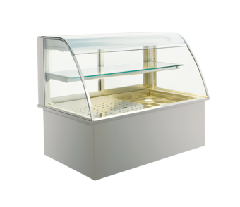 Open built-in refrigerated display cases - Gastro M1 - Green OR-80-53