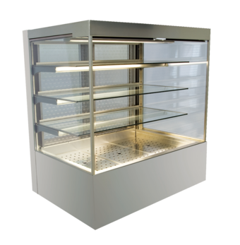 Built-in refrigerated display cases HCO - Gastro - Gastro HCOE-177-87-Z PRO