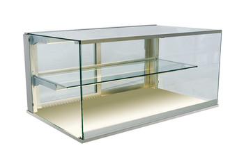 Kristall glass enclosure - Closed front - GUK GE-80-53