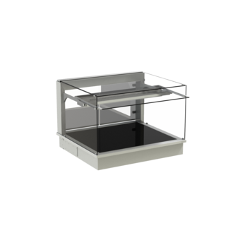 Built-in heated display cases EC - Built-in heated display cases EC - W GE-78-45 EC PRO