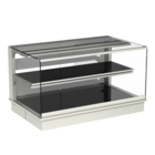 Built-in heated display cases - Closed or with removal flaps - W GE-80-53 PRO*)