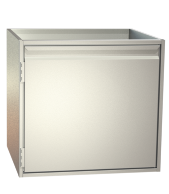 non-refrigerated cabinets - Gastronorm - DS 76-51