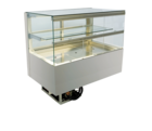 Built-in refrigerated display cases with flaps - Gastro - Gastro GE-80-53-E KL PRO*)