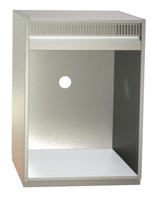 Non-refrigerated cabinets - Built-in cabinets for schnapps freezer box - ES 60