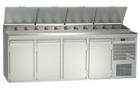 Food preparation stations - Gastronorm - BLGE 4-65-4T