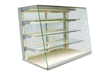 Kristall glass enclosure - Closed front - GUK GS-80-87