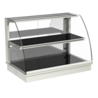 Built-in heated display cases - Closed or with removal flaps - W GR-80-70 PRO*)