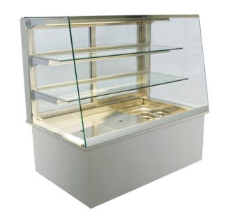 Built-in refrigerated display cases - Gastronorm - Gastro GS-80-70-Z*)