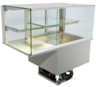Built-in combination display cases - KGU - KGU GE-152-53-E