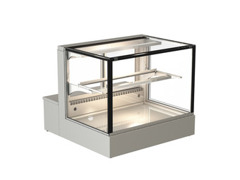 Countertop refrigerated display cases, insulated - Green AE - Green AE-145-67-E R290
