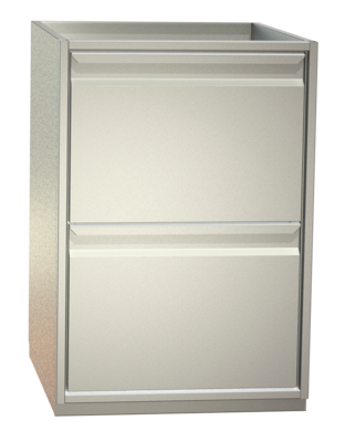 Non-refrigerated cabinets - Add-on cabinets - S2 35-85