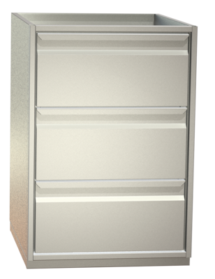 Non-refrigerated cabinets - Add-on cabinets - S3 35-85