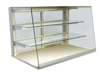 Kristall glass enclosure - Closed front - GUK GS-80-70