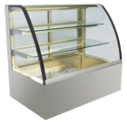 Built-in refrigerated display cases - Green - Green GR-80-71-Z PRO*)
