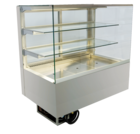 Built-in refrigerated display cases - Gastronorm - Gastro GE-80-70-E PRO*)